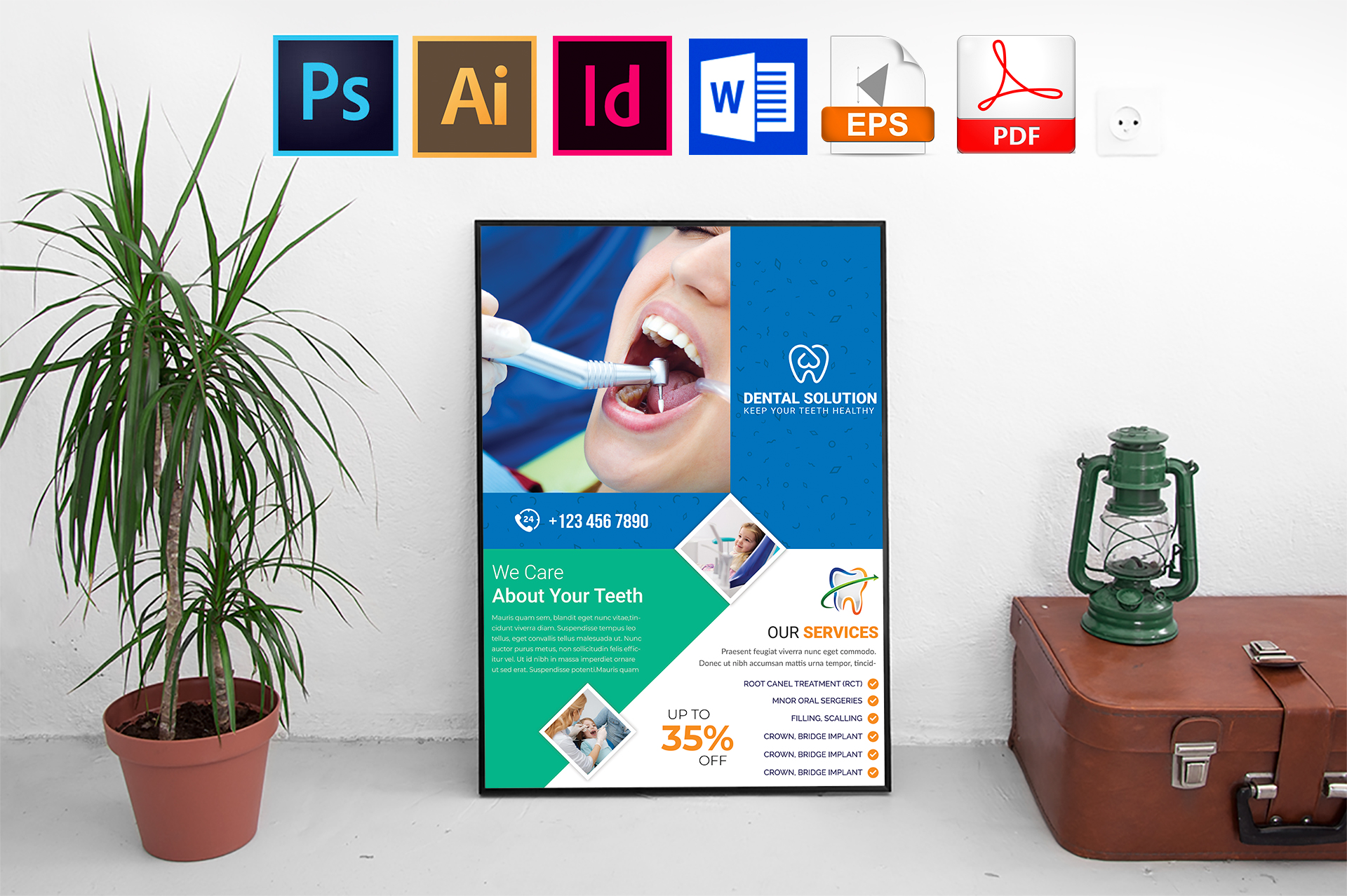 Poster | Dental Vol-03 example image 1
