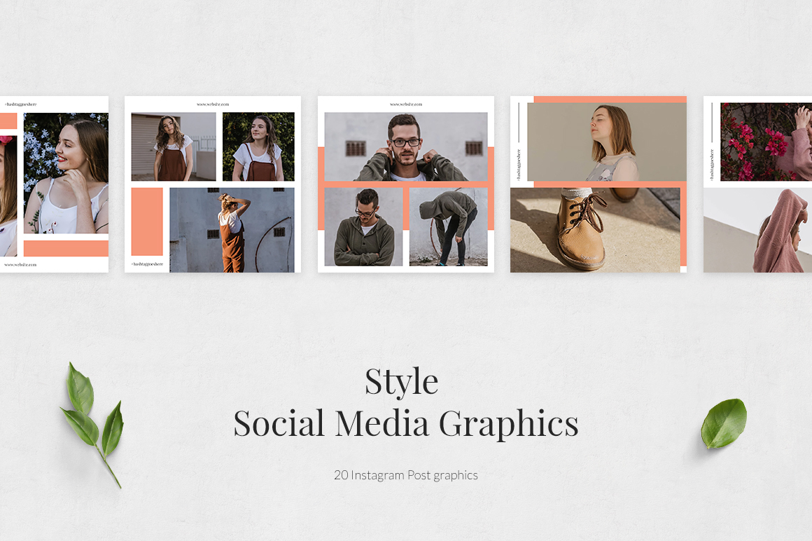 Style Instagram Posts example image 2