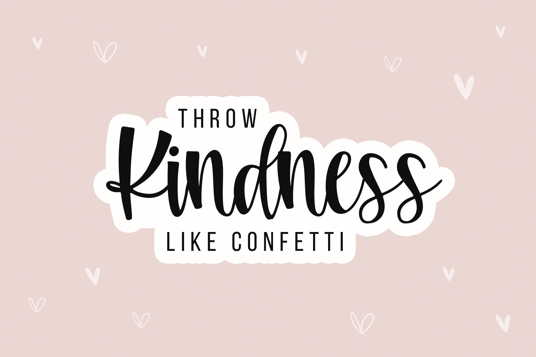 Heartwarming - A Bouncy Handwritten Script Font example image 4