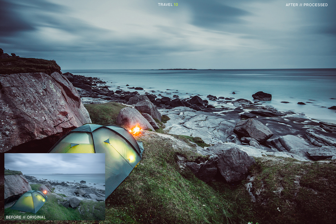 25 Travel Presets for Lightroom example image 12