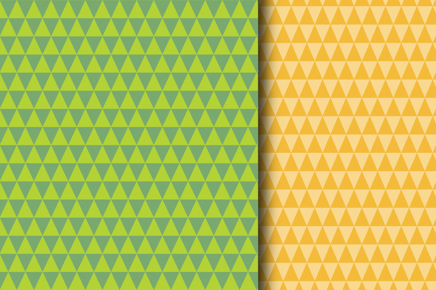 TRIANGLE PATTERN DIGITAL PAPERS example image 2