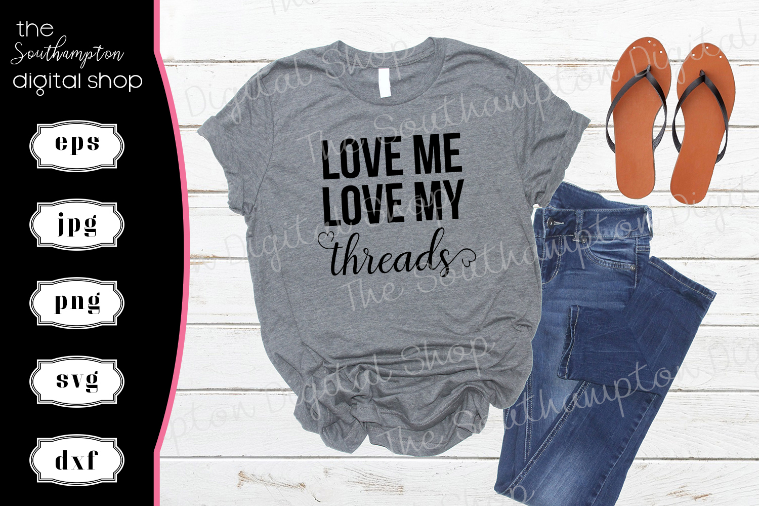 Love Me Love My Threads example image 1