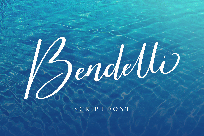 Bendelli example image 1