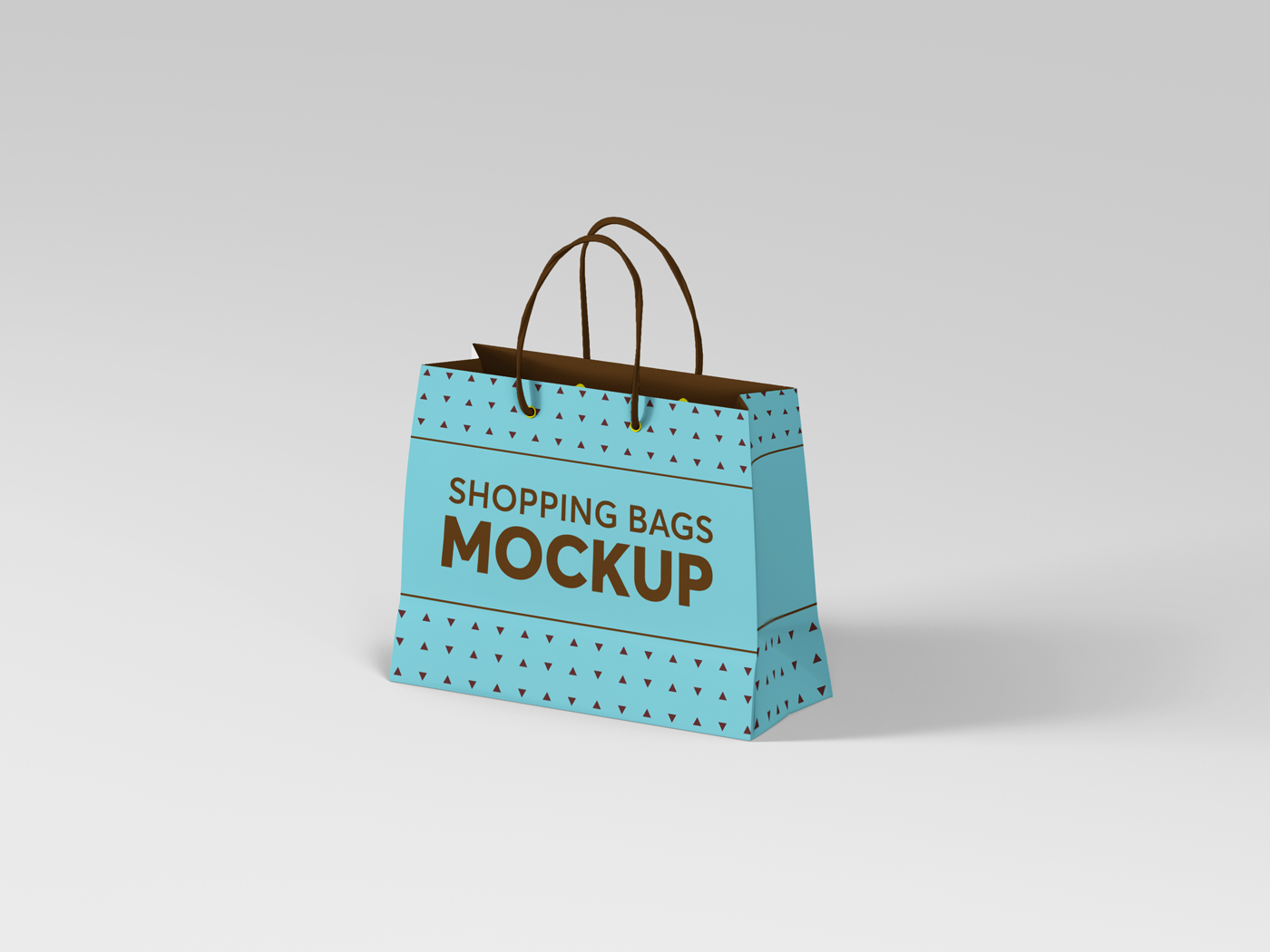 Shopping Bag Mockups V2 example image 9