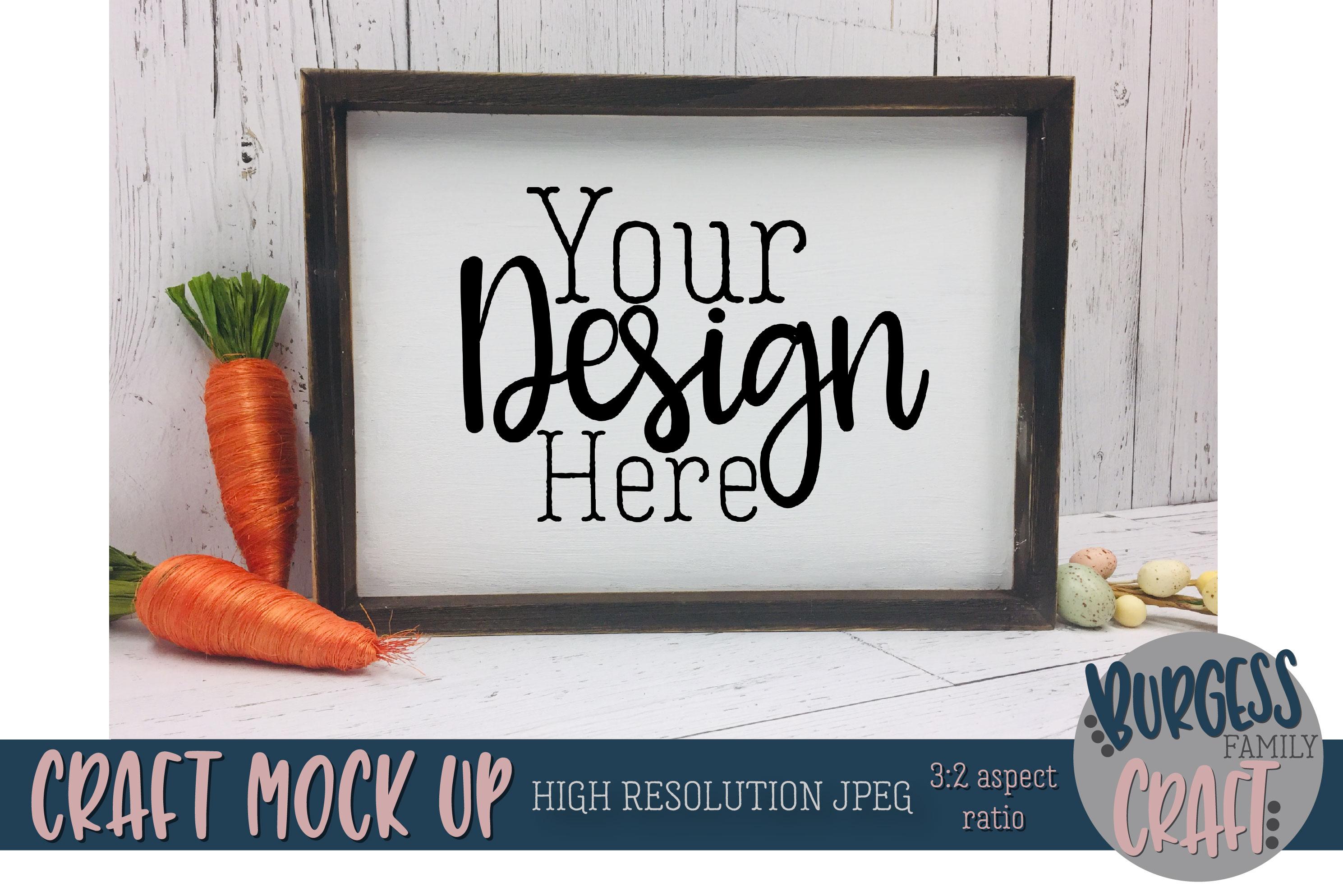 Favorite Craft mock up Bundle | PSD & JPEG example image 3