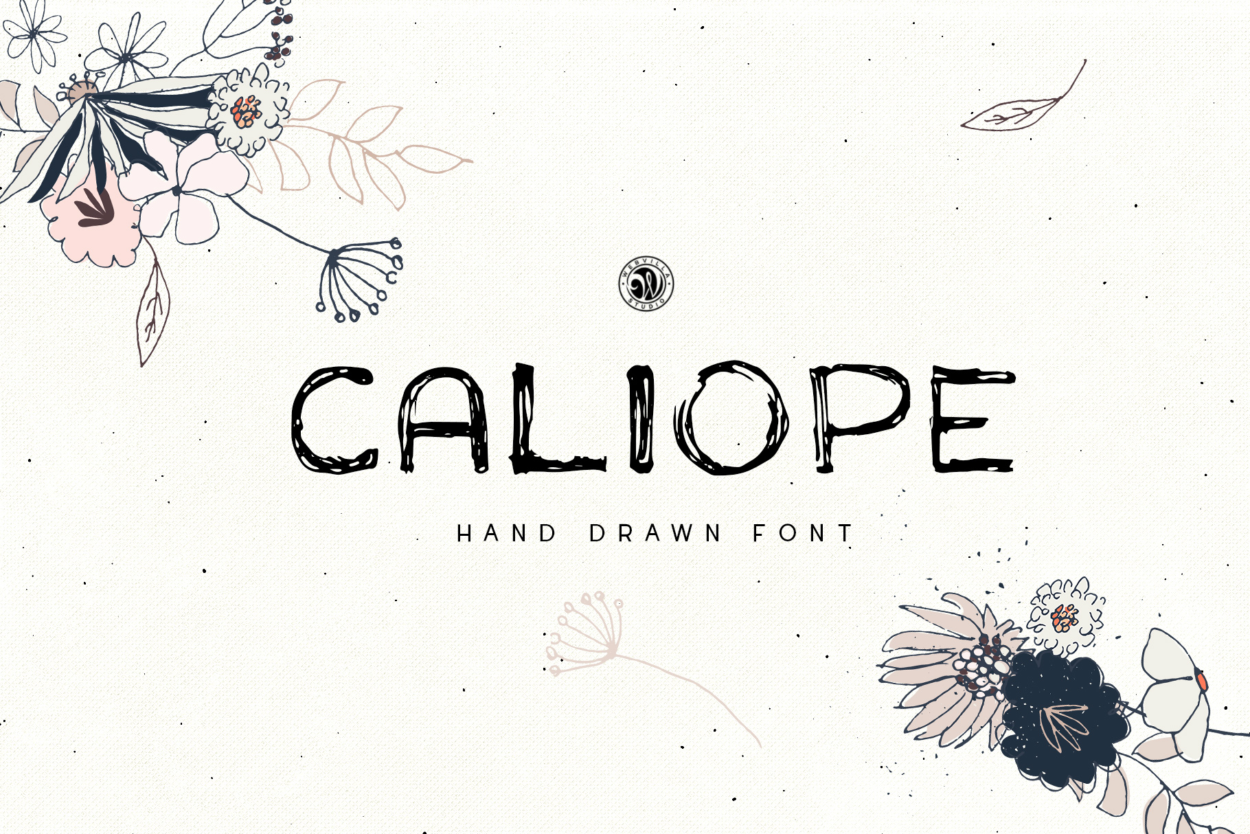 Caliope Font example image 1