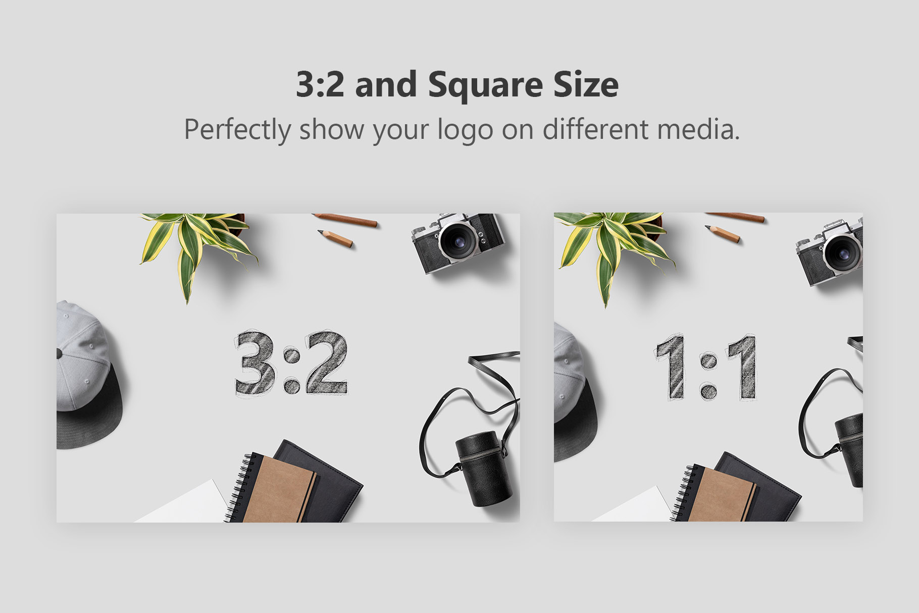All-In-One Logo Mockup Creator example image 8