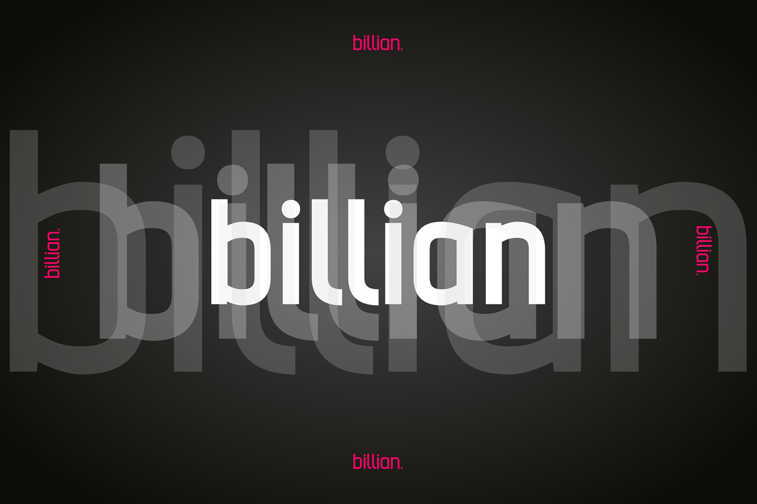 Billian - Easy Going Sans example image 7