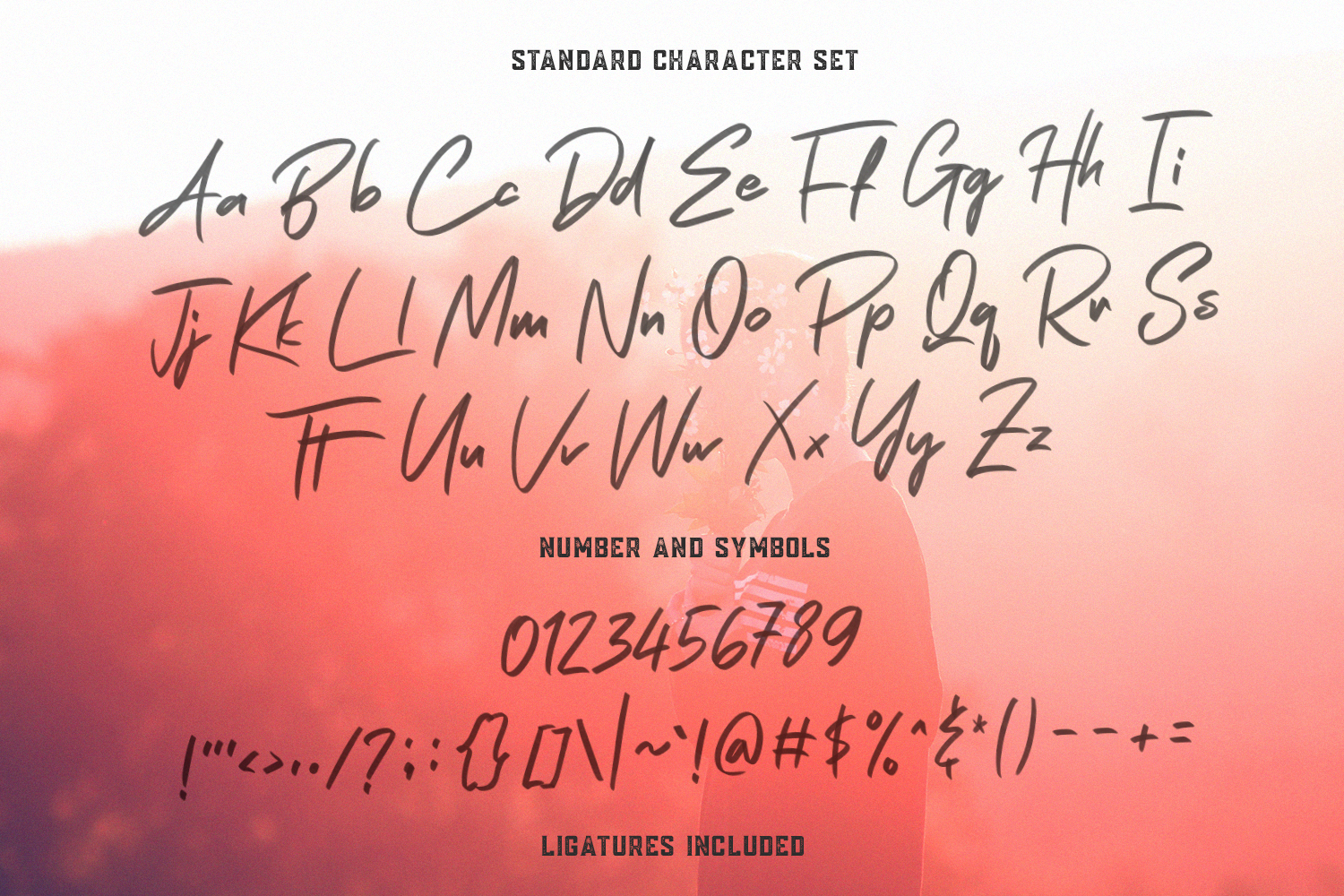 Amazing Boombs SVG Font example image 6