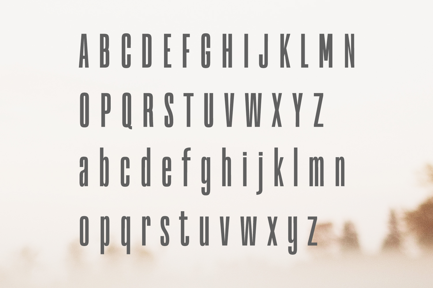 Yafeu Sans Serif Font Family example image 2