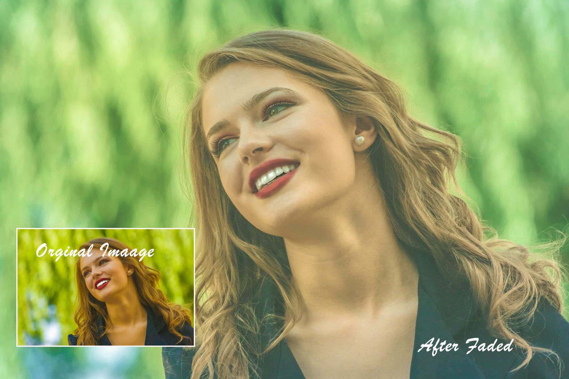 Faded Shadow Lightroom Presets example image 6