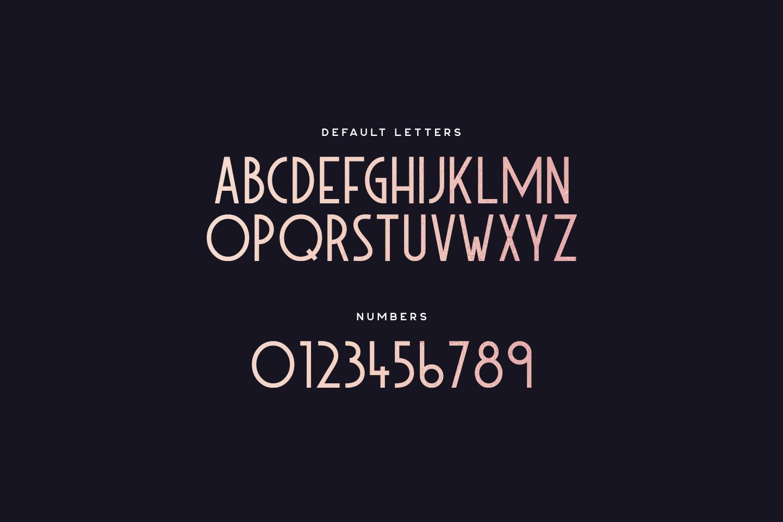 Minerva Typeface example image 2