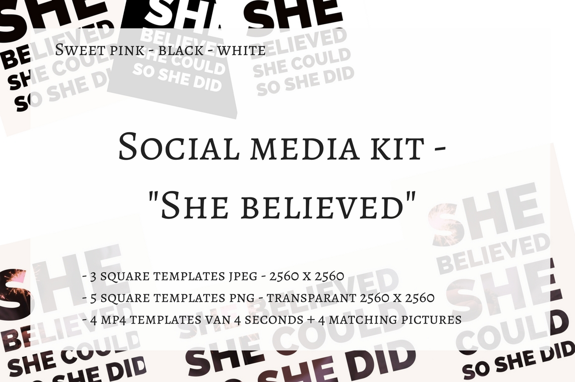 Sale - 5 social media bundles example image 6