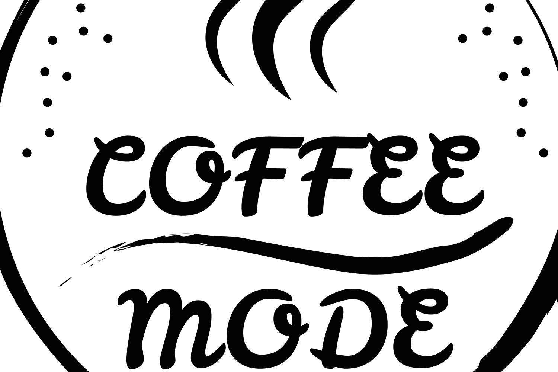 Coffee Mode example image 3