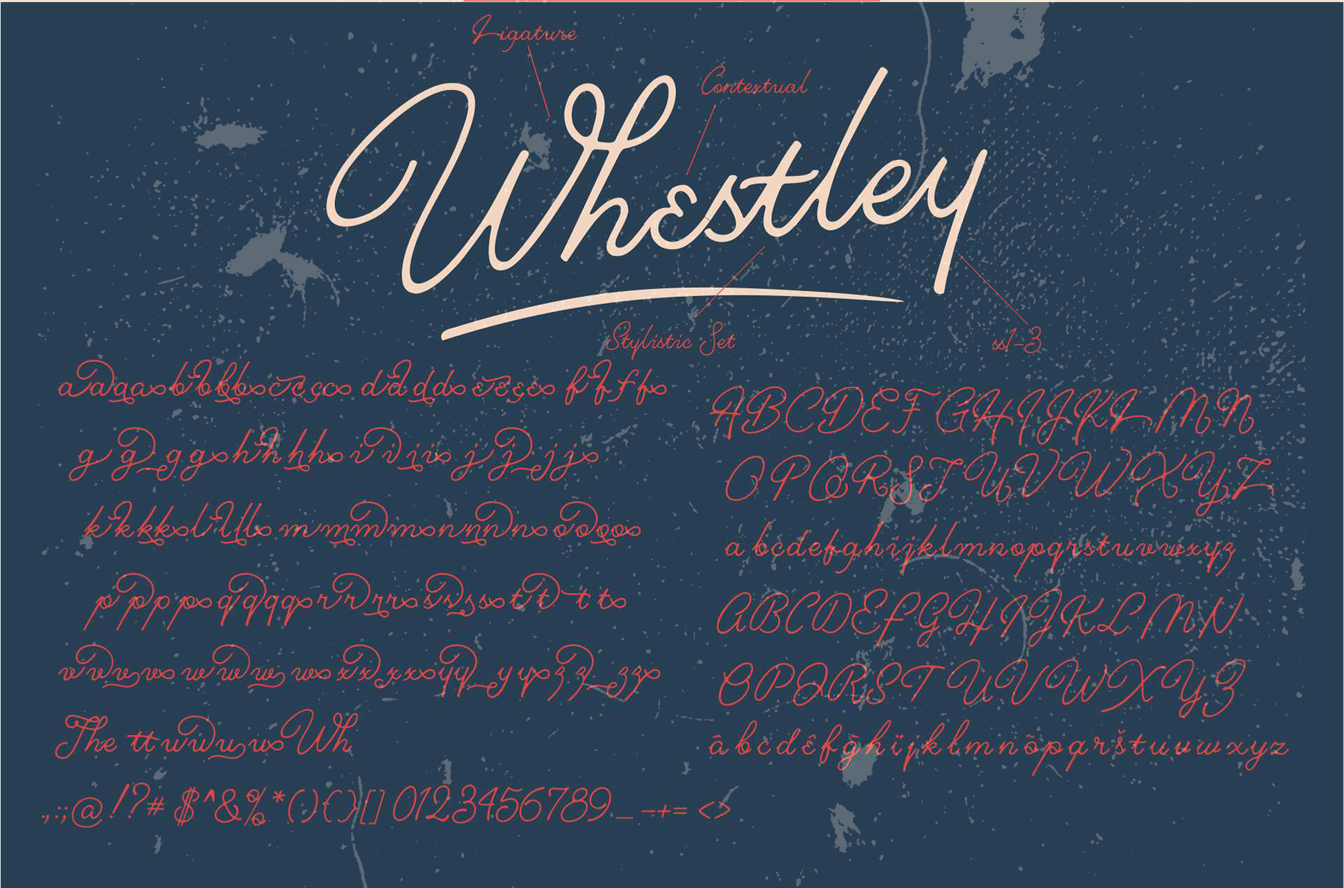 Whestley Handlettering example image 6