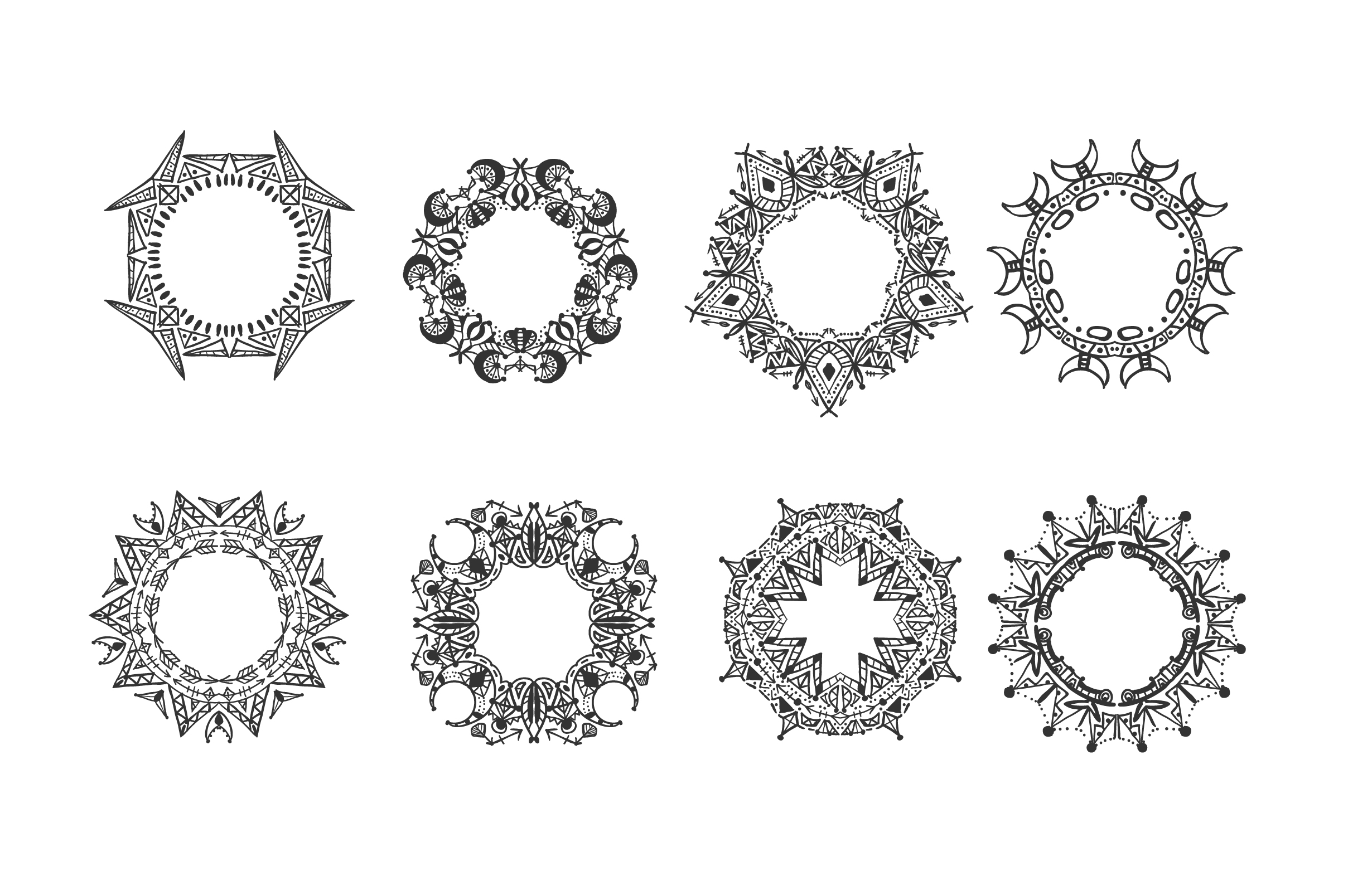 16 frames in ethnic style example image 2
