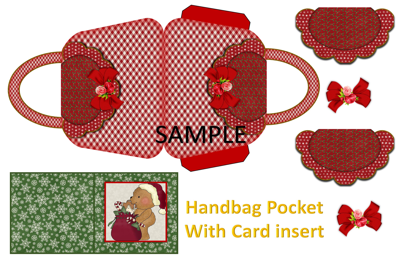 Children's Christmas Journal Kit with Free Ephemera example image 3