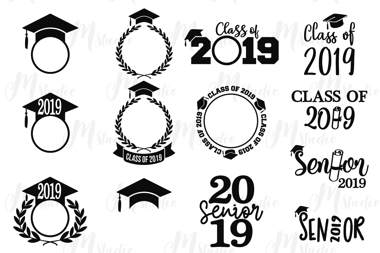 Graduation SVG Bundle. example image 4