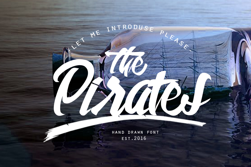 The Pirates example image 1