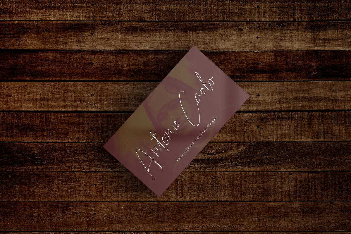 Mellati - Luxury Script Signature Font example image 14