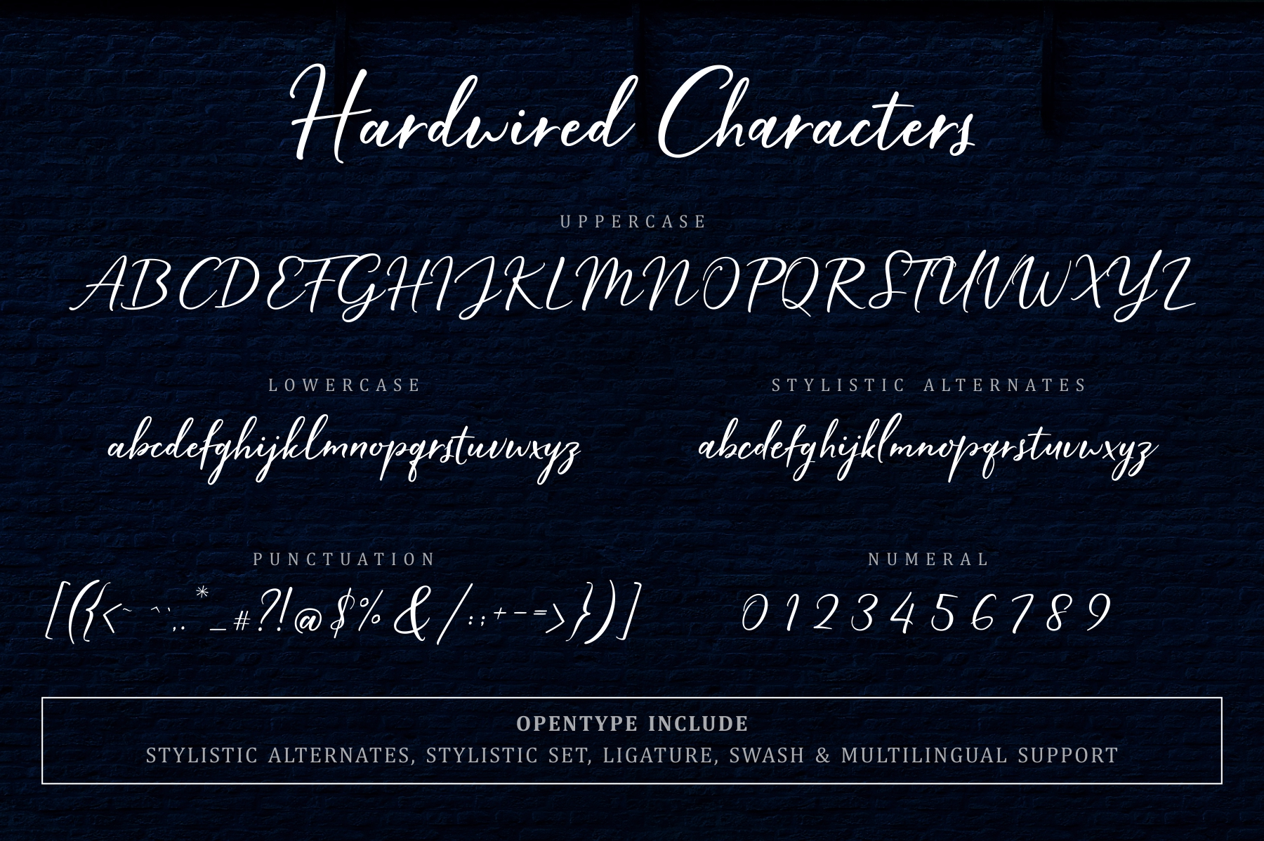 Hardwired Script example image 11