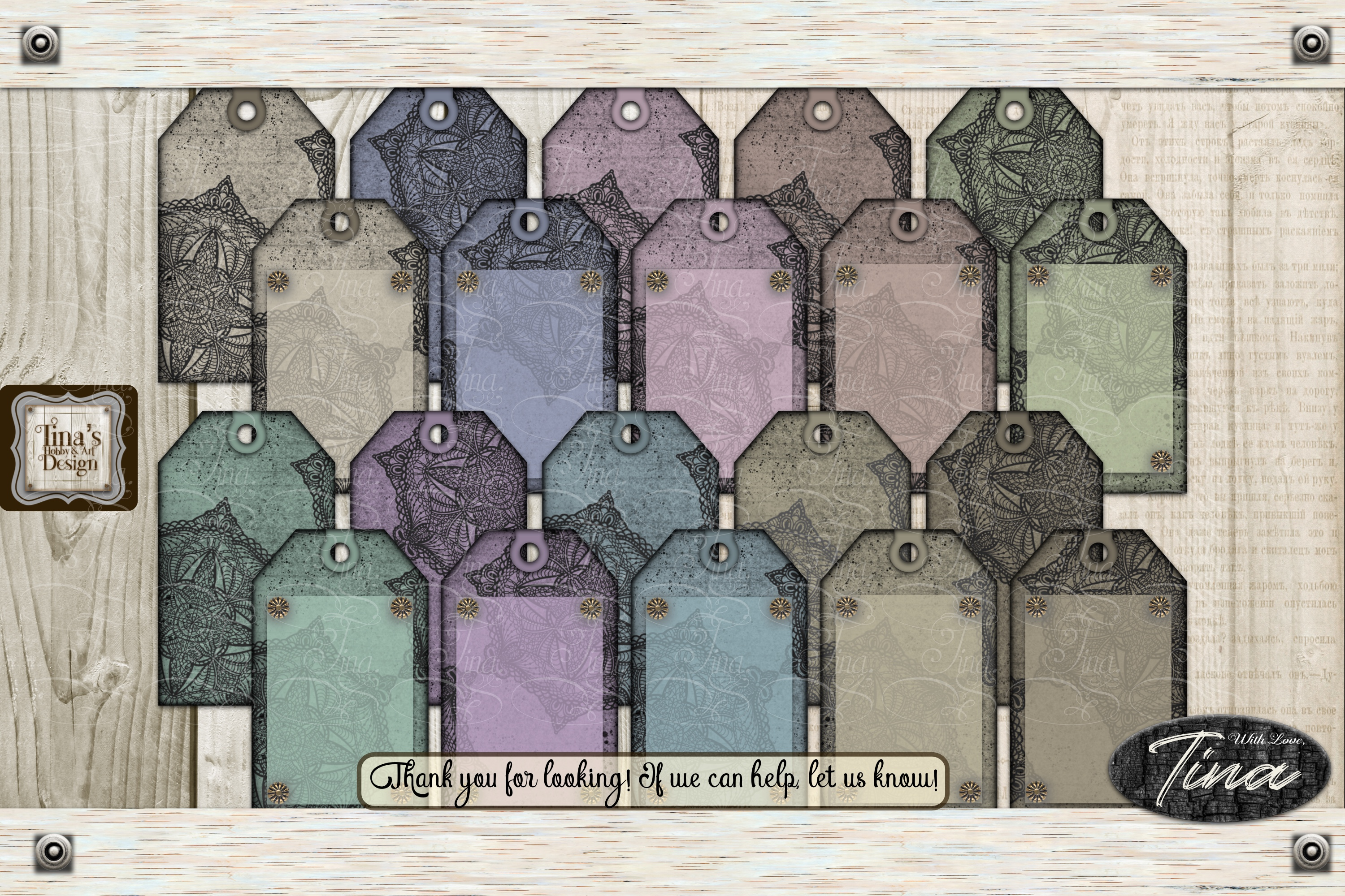 NEW Victorian Rhapsody Doilies In Multiple Colors with Tags example image 2