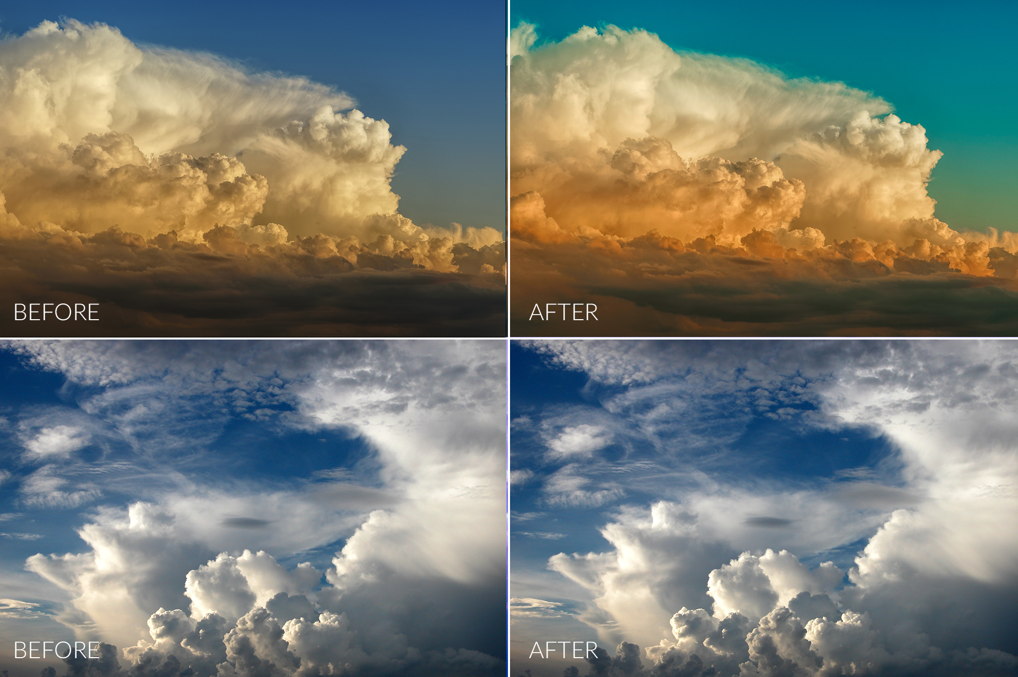 Clouds Lr Presets example image 10