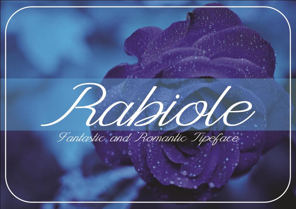 Rabiole example image 1