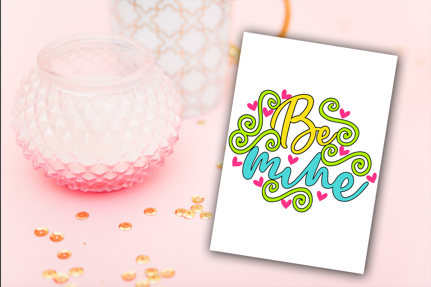 Cute Valentine's Day Cards- Printable Valentines Day Cards example image 3