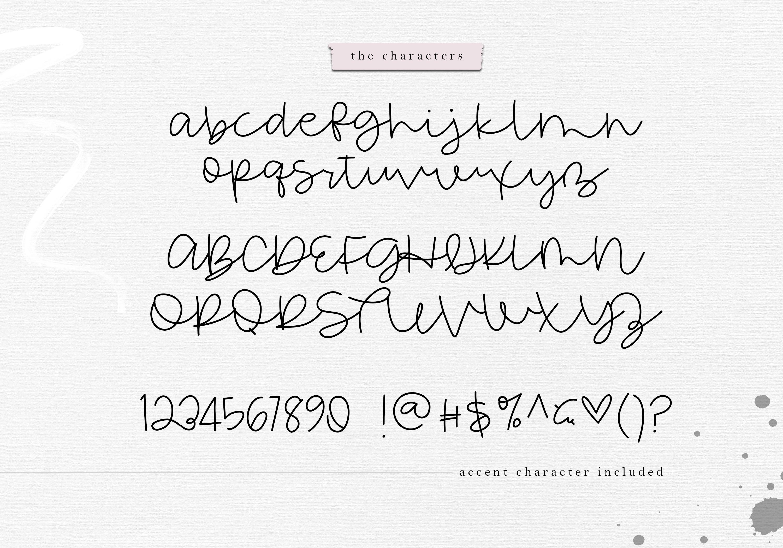 Frosting - Handwritten Script Font example image 11