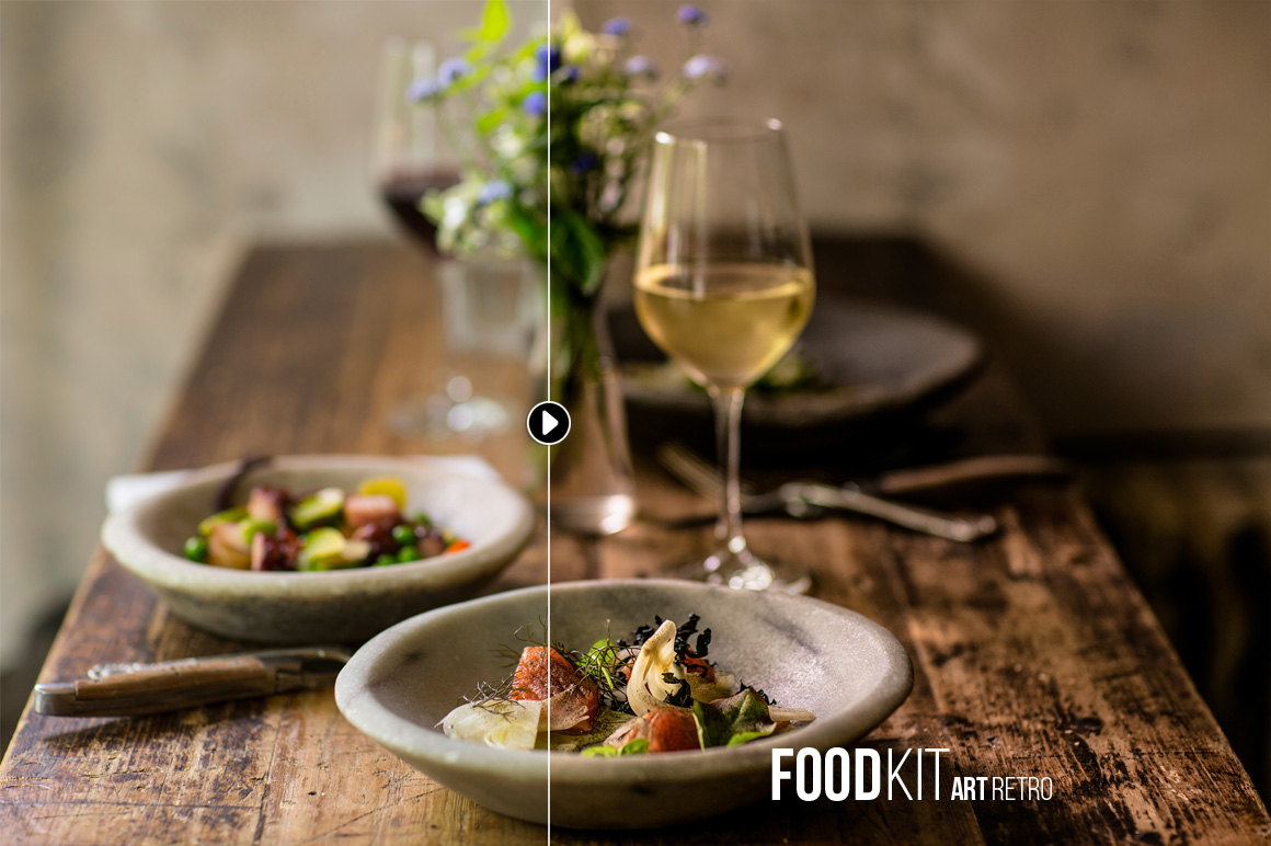 FoodKit - Food Presets for Lightroom & ACR, Desktop & Mobile example image 13