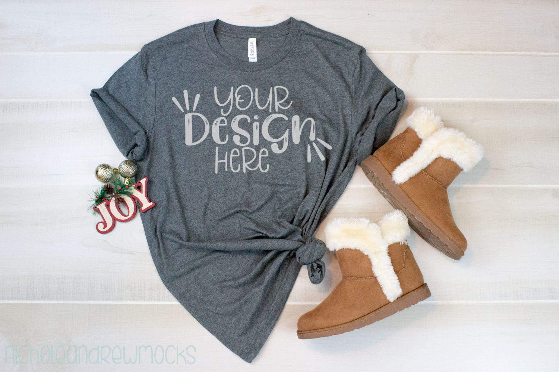 The Christmas Bundle - 30 Designs And 5 Mockups! example image 6