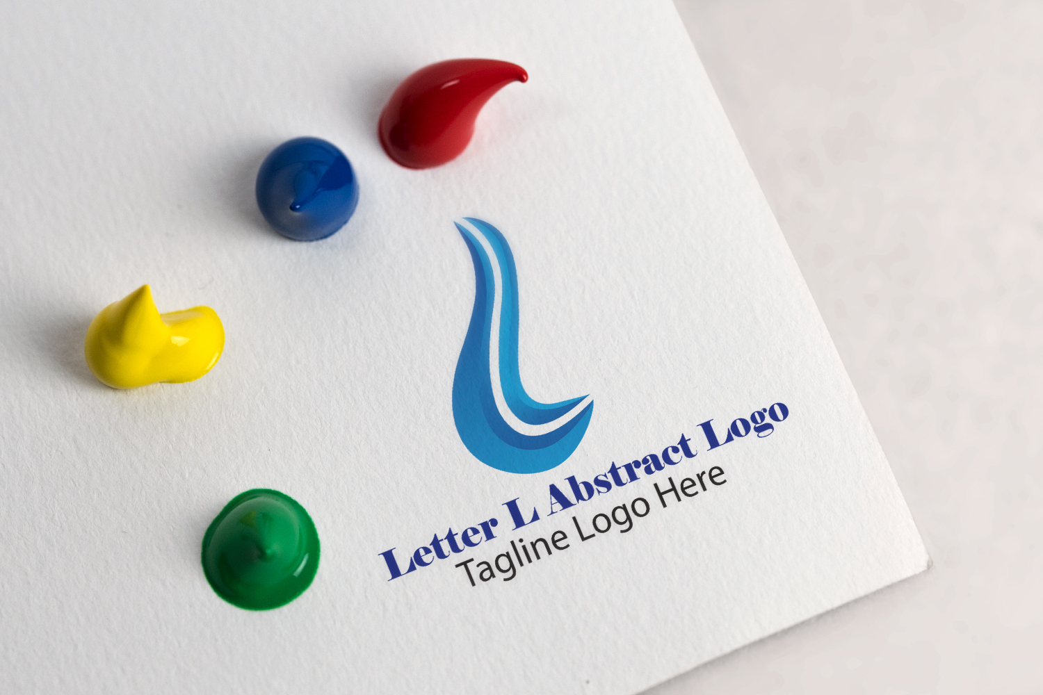 Premium Letter L Abstract Logo example image 2