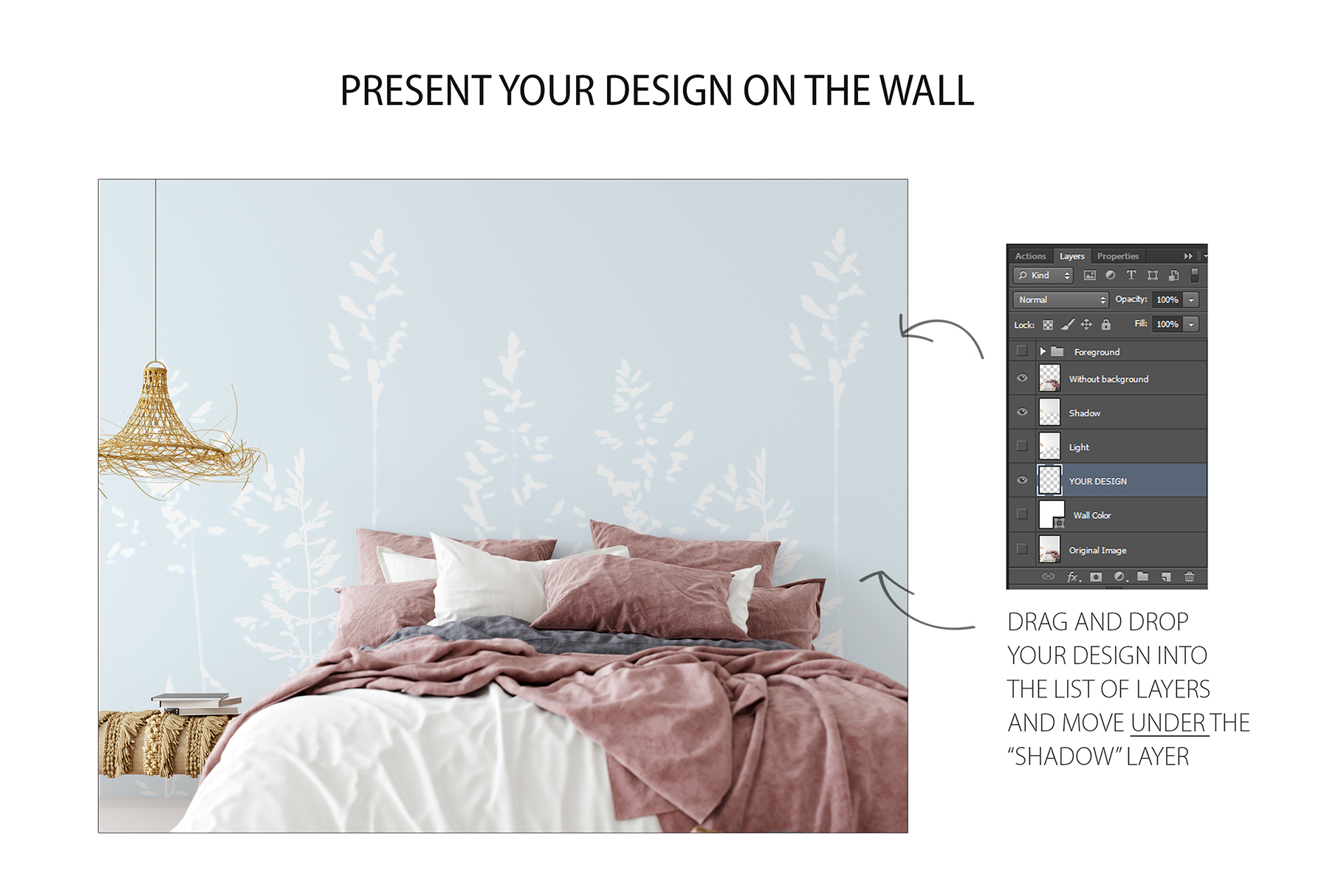 Frames & Walls Coastal Mockups Bundle example image 30