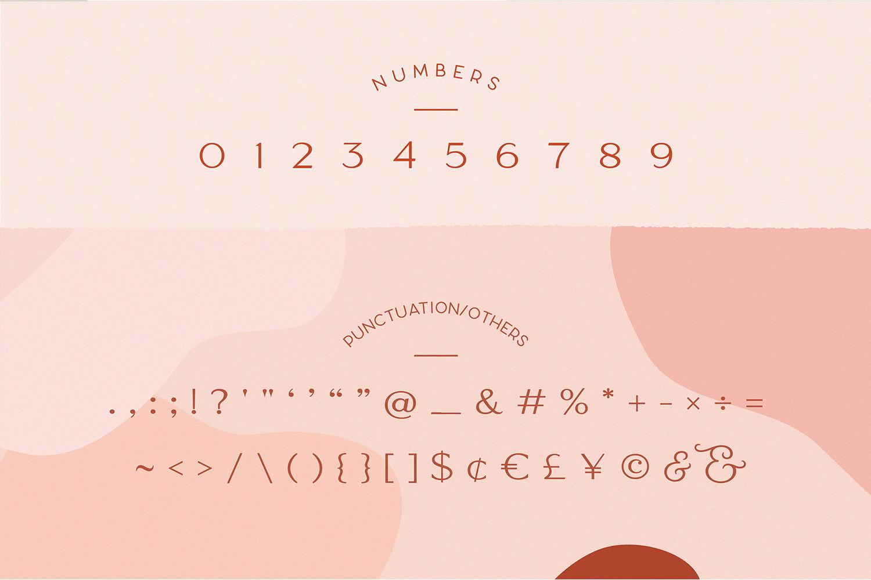 Classy Marisa - Elegant Fashion Stylish Typeface example image 22