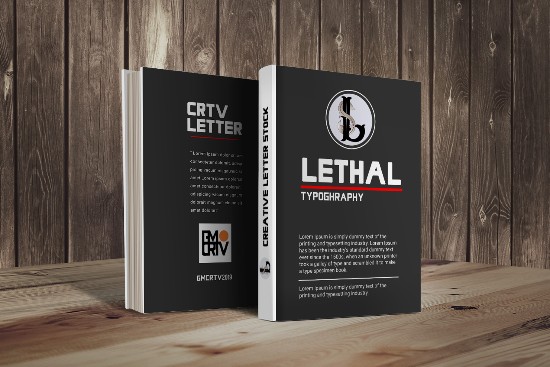 LETHAL - 3 sans font family example image 4