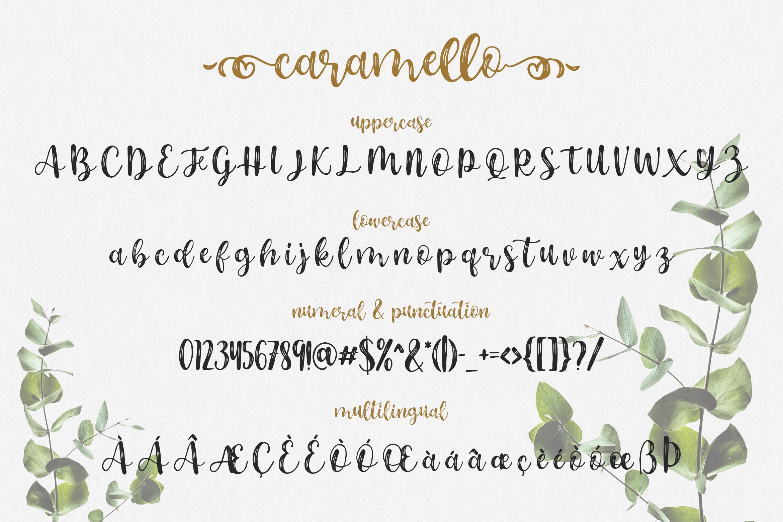 Caramello example image 6