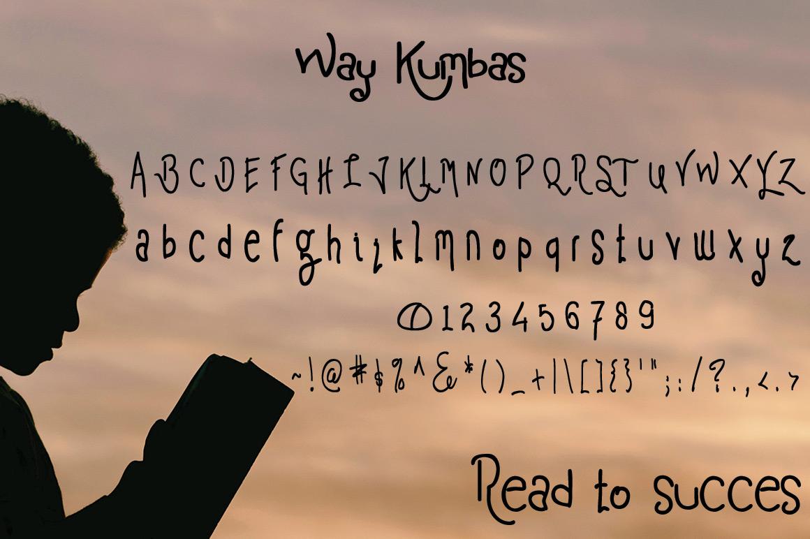 Way Kumbas example image 2