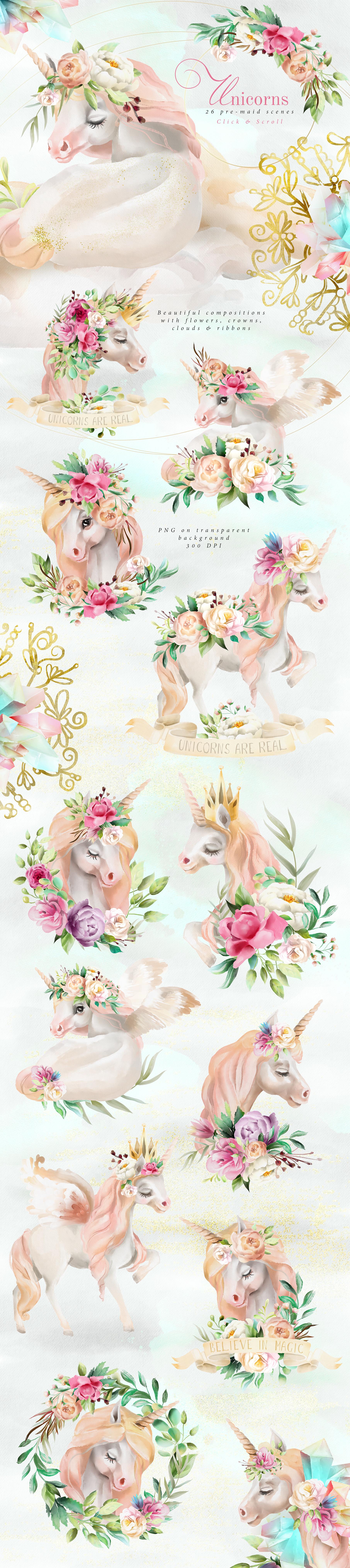 Believe In Unicorns example image 2
