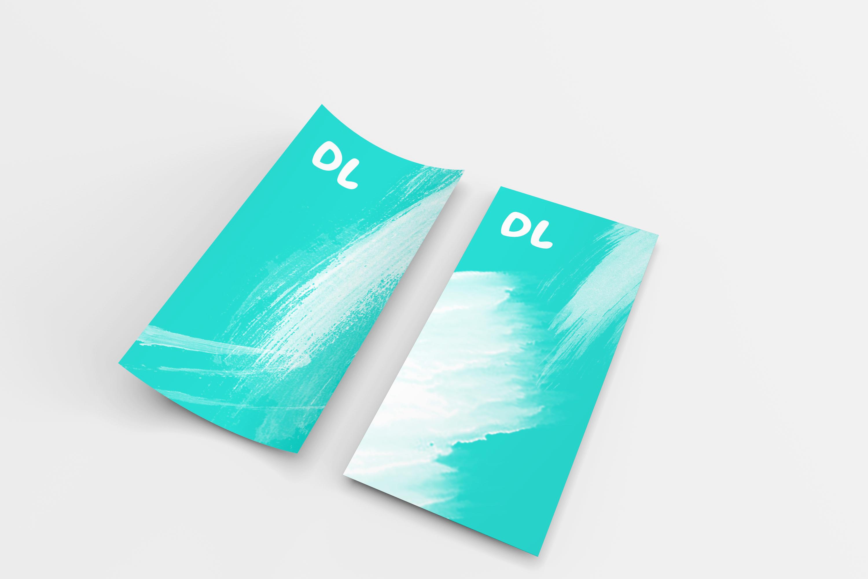 dl flyer mockups 423483  mock ups  design bundles