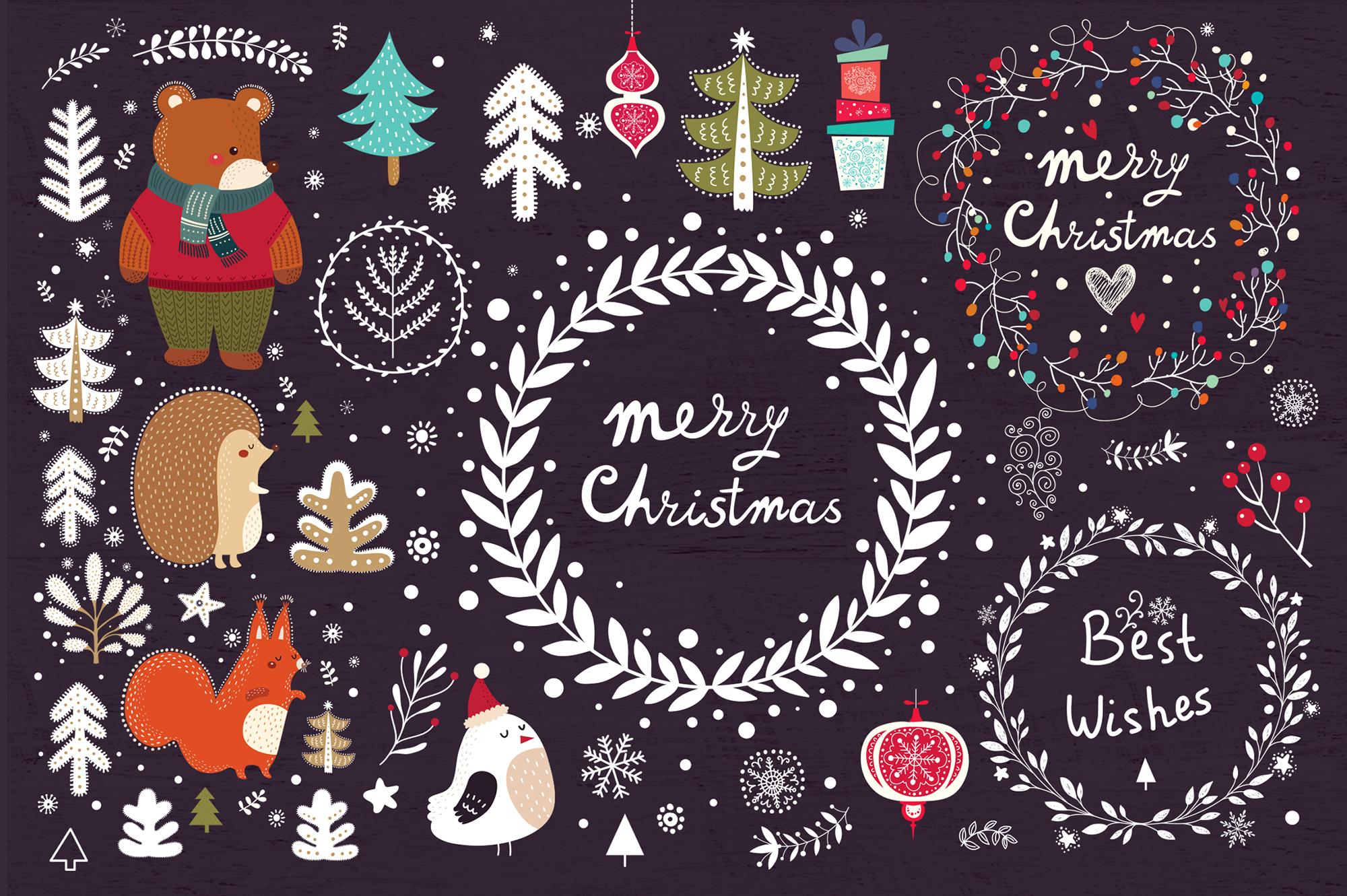 Big Christmas Bundle example image 10