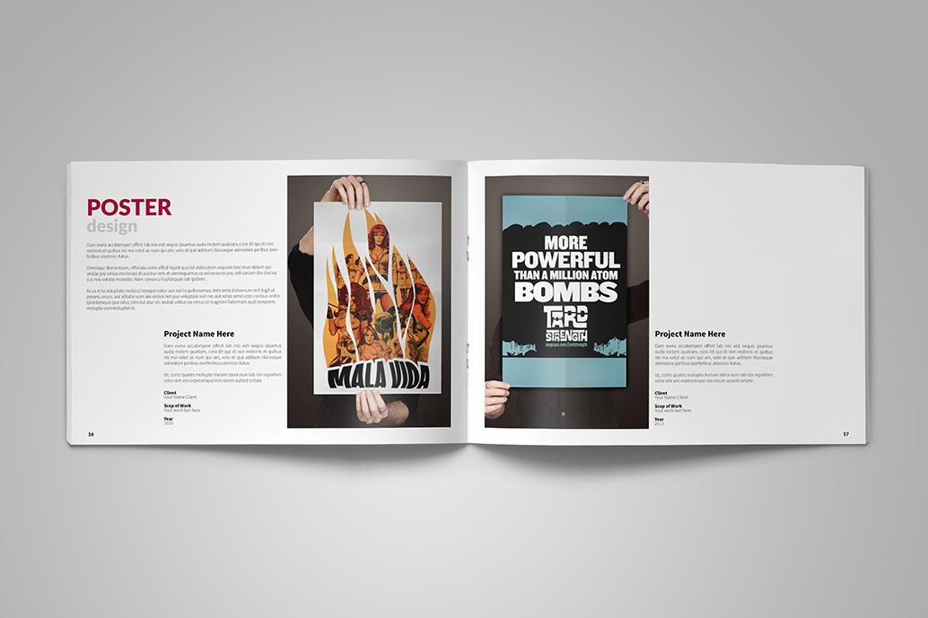 Graphic Designer/Photographer Portfolio example image 9