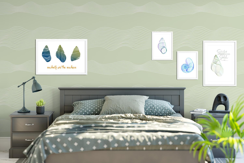 Ethereal Seashells example image 13