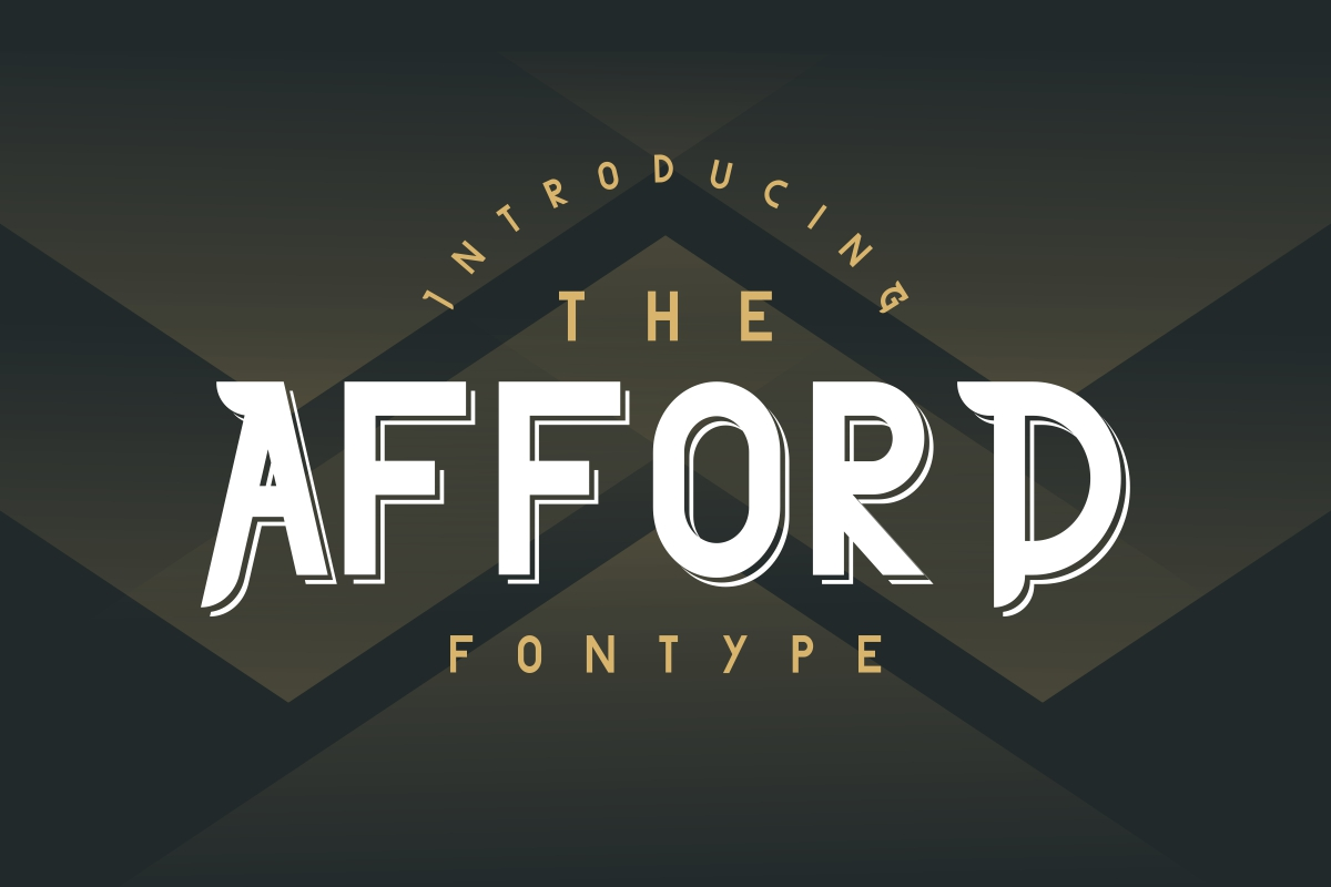 THE AFFORD example image 2