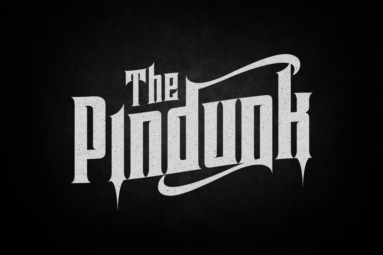 Pindunk Typeface example image 1