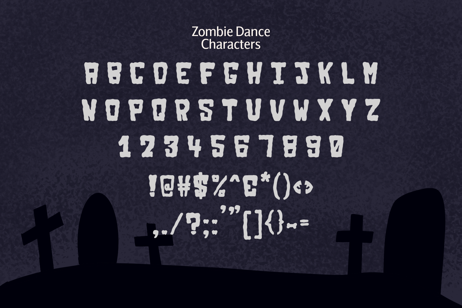 Zombie Dance - A terrifying type trick or treat! example image 3
