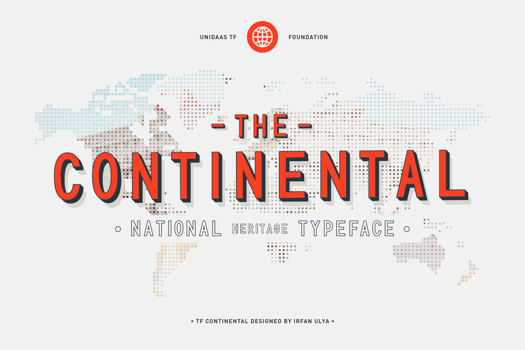 Intro Sale 90% OFF - TF Continental  example image 1