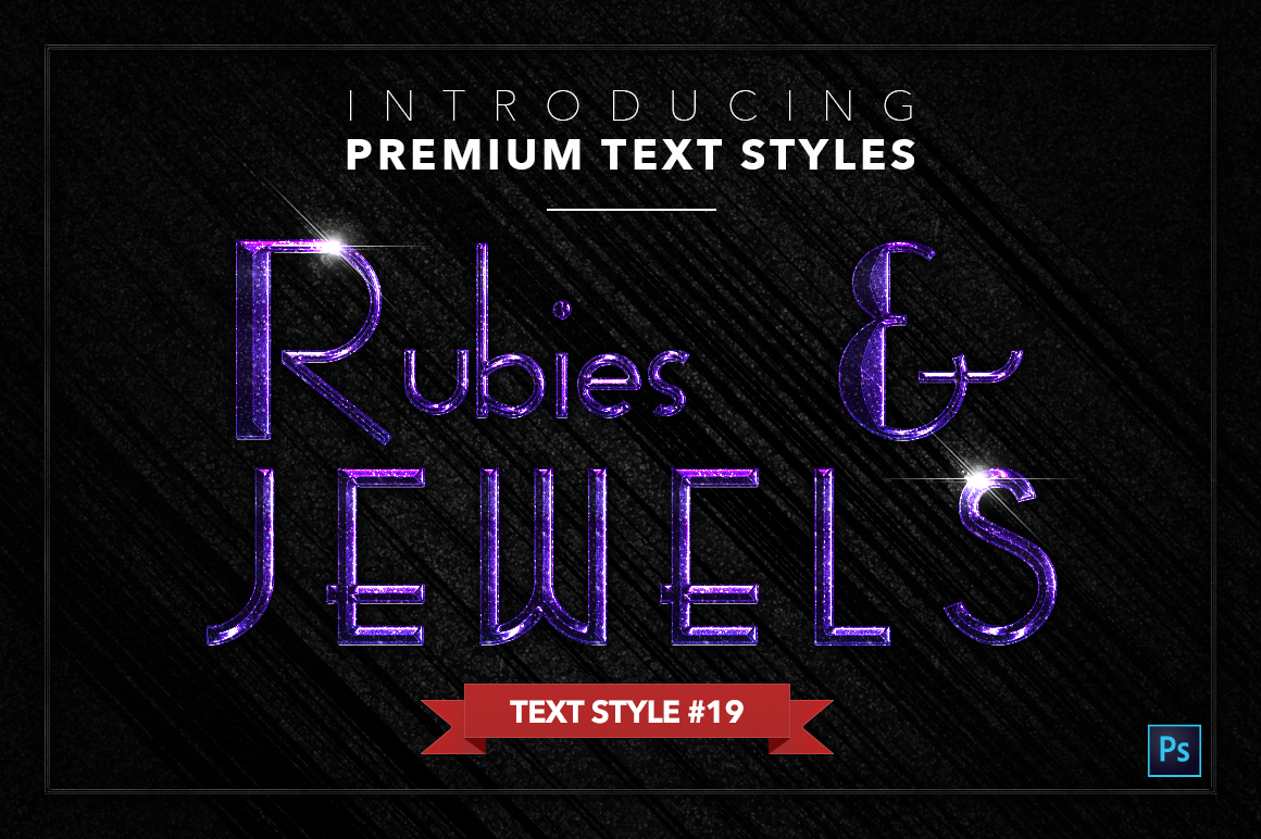 Rubies & Jewels #1 - 20 Text Styles example image 20