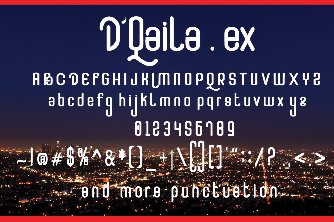 D'Qaila example image 13