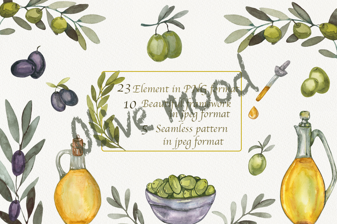 """Olive mood"" example image 1"